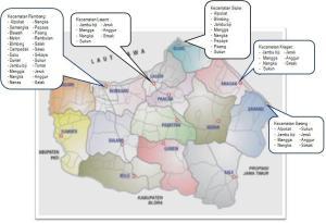 AEZ untuk komoditas tanaman buah-buahan di Kabupaten Rembang--khusus wilayah pesisir