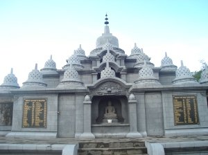 Vihara Ratanavana Arama Lasem-Rembang