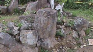 Situs Megalitikum Terjan yang Dirusak Orang Tak Dikenal
