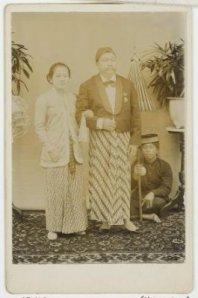 Kartini bersama Suaminya
